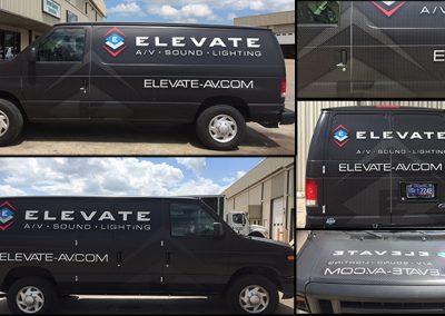 Elevate Van