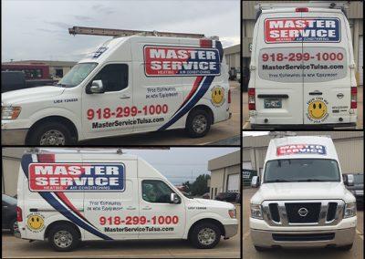 Master Service NV2500