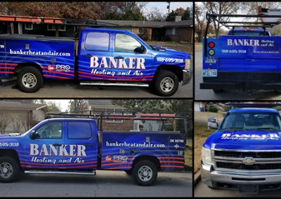Banker Pickup