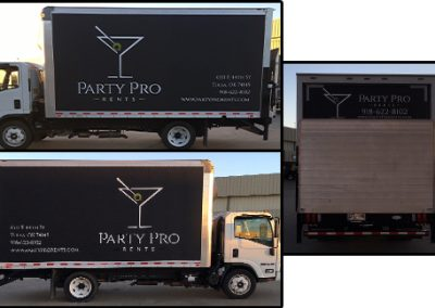 Party Pro 16' Box Truck
